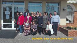 """Relacja z Gdańska gdzie odbyło  się szkolenie w ramach projektu """"KOMPLEKSOWY PROGRAM ROZWIJANIA KOMPETENCJI KLUCZOWYCH UCZNIÓW SKIEROWANY DO KADR ZARZĄDZAJĄCYCH PLACÓWEK OŚWIATOWYCH"""""""