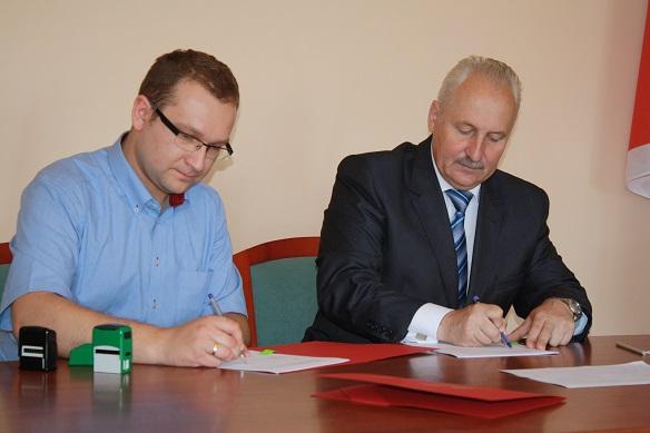 Olsztyn, Gustaw Marek Brzezin, Szymon Mironowicz