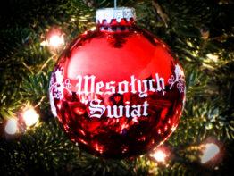 Życzenia świąteczne i na nadchodzący 2019 rok oraz godziny otwarcia biura